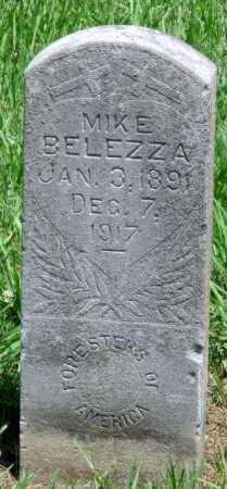 BELEZZA, MIKE - Crawford County, Kansas | MIKE BELEZZA - Kansas Gravestone Photos