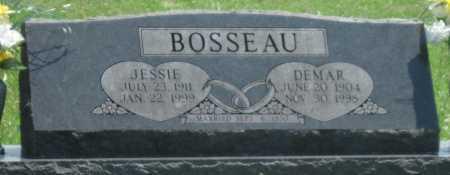 BOSSEAU, DEMAR, JR - Crawford County, Kansas | DEMAR, JR BOSSEAU - Kansas Gravestone Photos