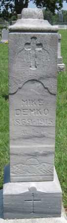 DEMKO, MIKE - Crawford County, Kansas | MIKE DEMKO - Kansas Gravestone Photos