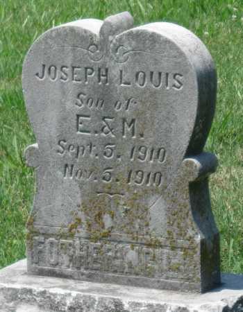 FOTHERINGILL, JOSEPH LOUIS - Crawford County, Kansas | JOSEPH LOUIS FOTHERINGILL - Kansas Gravestone Photos