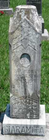 GIARAMITA, BARTOLOMEO - Crawford County, Kansas | BARTOLOMEO GIARAMITA - Kansas Gravestone Photos