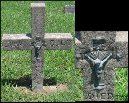 GULAY, JOHN - Crawford County, Kansas | JOHN GULAY - Kansas Gravestone Photos