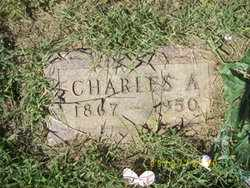 ANDREWS, CHARLES A - Ellsworth County, Kansas | CHARLES A ANDREWS - Kansas Gravestone Photos