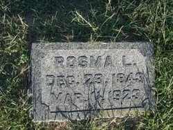 CADWELL, ROSMA LAMIRA - Ellsworth County, Kansas   ROSMA LAMIRA CADWELL - Kansas Gravestone Photos