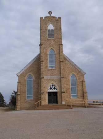 *CHURCH,  - Ellsworth County, Kansas |  *CHURCH - Kansas Gravestone Photos