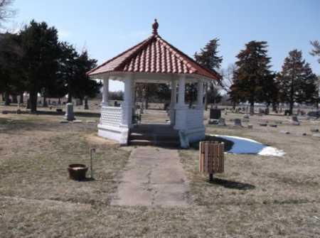 *GAZEBO,  - Ellsworth County, Kansas |  *GAZEBO - Kansas Gravestone Photos