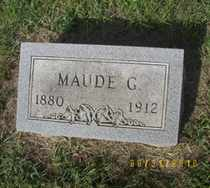 HUGGINS, MAUDE GRACE - Ellsworth County, Kansas | MAUDE GRACE HUGGINS - Kansas Gravestone Photos
