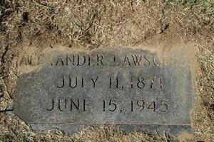 LAWSON, ALEXANDER, JR - Ellsworth County, Kansas   ALEXANDER, JR LAWSON - Kansas Gravestone Photos