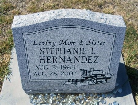 HERNANDEZ, STEPHANIE L - Ford County, Kansas | STEPHANIE L HERNANDEZ - Kansas Gravestone Photos