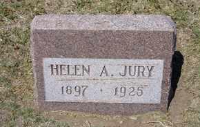 LITTS JURY, HELEN A - Grant County, Kansas | HELEN A LITTS JURY - Kansas Gravestone Photos
