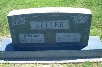 KELLER, LLOYD A. - Grant County, Kansas | LLOYD A. KELLER - Kansas Gravestone Photos