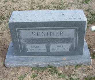 KINSMAN KIISTNER, MABEL ADA - Grant County, Kansas | MABEL ADA KINSMAN KIISTNER - Kansas Gravestone Photos