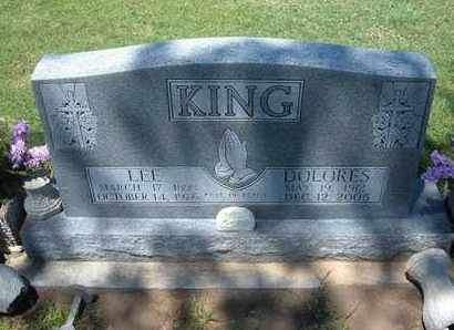 RODRIGUEZ KING, DELORES - Grant County, Kansas | DELORES RODRIGUEZ KING - Kansas Gravestone Photos