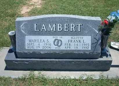 SCEARCE LAMBERT, MARILEA - Grant County, Kansas   MARILEA SCEARCE LAMBERT - Kansas Gravestone Photos