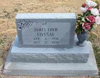 LIVESAY, JAMES LOYD - Grant County, Kansas | JAMES LOYD LIVESAY - Kansas Gravestone Photos