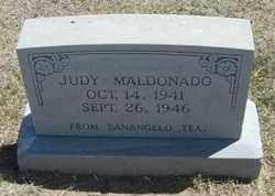 MALDONADO, JUDY - Grant County, Kansas | JUDY MALDONADO - Kansas Gravestone Photos