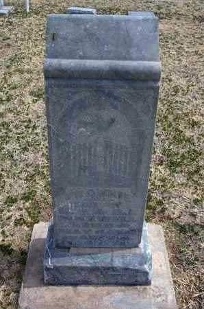 MAXWELL, FRANKIE - Grant County, Kansas | FRANKIE MAXWELL - Kansas Gravestone Photos