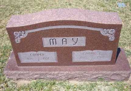 MAY, CARRIE C - Grant County, Kansas | CARRIE C MAY - Kansas Gravestone Photos