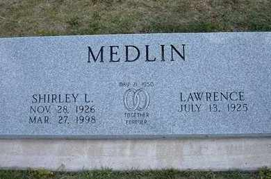 FORD MEDLIN, SHIRLEY L - Grant County, Kansas | SHIRLEY L FORD MEDLIN - Kansas Gravestone Photos