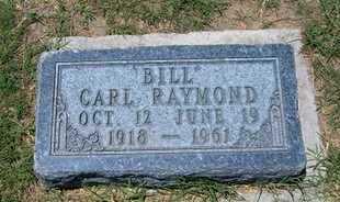 "METCALF, CARL RAYMOND ""BILL"" - Grant County, Kansas | CARL RAYMOND ""BILL"" METCALF - Kansas Gravestone Photos"