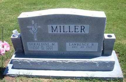 MILLER, GERALDINE M - Grant County, Kansas | GERALDINE M MILLER - Kansas Gravestone Photos