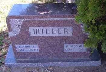 MILLER, LILLIAN - Grant County, Kansas | LILLIAN MILLER - Kansas Gravestone Photos