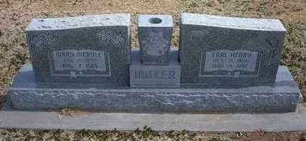 MILLER, MARY MERYLE - Grant County, Kansas   MARY MERYLE MILLER - Kansas Gravestone Photos