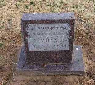 MOLZ, MARJORIE HELEN - Grant County, Kansas | MARJORIE HELEN MOLZ - Kansas Gravestone Photos