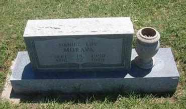 MORAVA, DANIEL LOY - Grant County, Kansas   DANIEL LOY MORAVA - Kansas Gravestone Photos