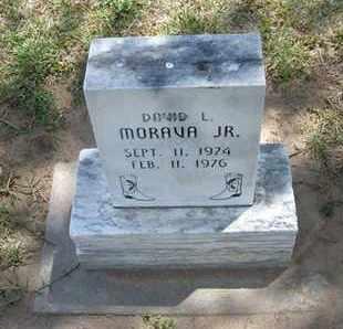 MORAVA, DANIEL L, JR - Grant County, Kansas   DANIEL L, JR MORAVA - Kansas Gravestone Photos