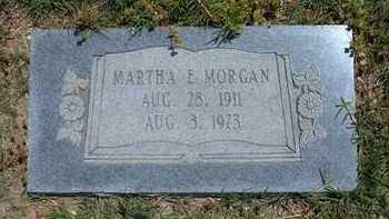 MORGAN, MARTHA E - Grant County, Kansas | MARTHA E MORGAN - Kansas Gravestone Photos