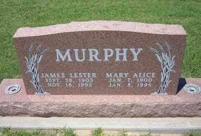 MURPHY, JAMES LESTER - Grant County, Kansas | JAMES LESTER MURPHY - Kansas Gravestone Photos