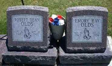 OLDS, EMORY RAY - Grant County, Kansas | EMORY RAY OLDS - Kansas Gravestone Photos