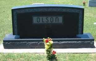 OLSON FAMILY GRAVESTONE,  - Grant County, Kansas |  OLSON FAMILY GRAVESTONE - Kansas Gravestone Photos
