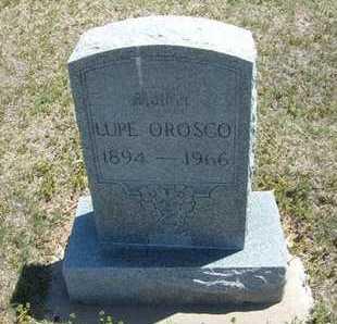 OROSCO, LUPE - Grant County, Kansas | LUPE OROSCO - Kansas Gravestone Photos