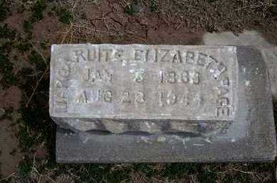 PAGE, MARGARUITE ELIZABETH - Grant County, Kansas | MARGARUITE ELIZABETH PAGE - Kansas Gravestone Photos