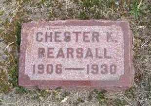 PEARSALL, CHESTER KLICK - Grant County, Kansas | CHESTER KLICK PEARSALL - Kansas Gravestone Photos