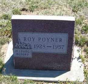 POYNER, ROY - Grant County, Kansas | ROY POYNER - Kansas Gravestone Photos