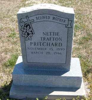 PRITCHARD, NETTIE - Grant County, Kansas | NETTIE PRITCHARD - Kansas Gravestone Photos