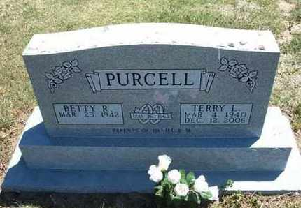 PURCELL, TERRY L. - Grant County, Kansas   TERRY L. PURCELL - Kansas Gravestone Photos