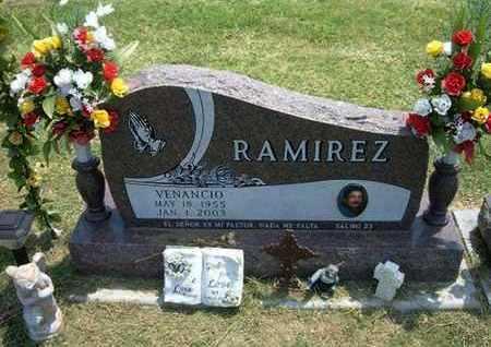 RAMIREZ, VENANCIO - Grant County, Kansas | VENANCIO RAMIREZ - Kansas Gravestone Photos