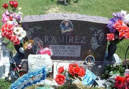 RAMIREZ, VICTOR HUGO - Grant County, Kansas | VICTOR HUGO RAMIREZ - Kansas Gravestone Photos