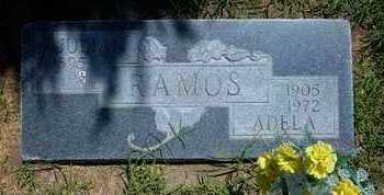 RAMOS, ADELA - Grant County, Kansas   ADELA RAMOS - Kansas Gravestone Photos
