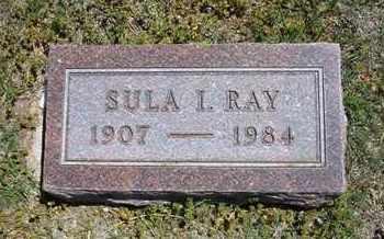RAY, SULA IRENE - Grant County, Kansas | SULA IRENE RAY - Kansas Gravestone Photos