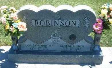 ROBINSON, ODA FAYE - Grant County, Kansas | ODA FAYE ROBINSON - Kansas Gravestone Photos