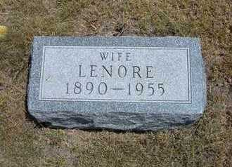 SIMPSON, LENORE - Greeley County, Kansas | LENORE SIMPSON - Kansas Gravestone Photos