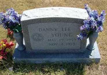 YOUNG, DANNY LEE - Greeley County, Kansas   DANNY LEE YOUNG - Kansas Gravestone Photos