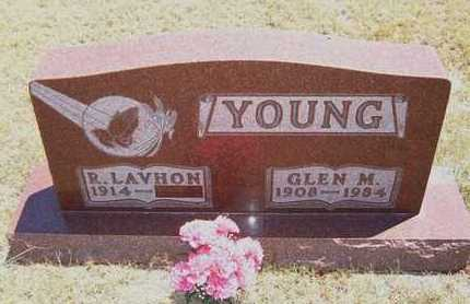 "YOUNG, ROSIE LAVON  ""LAVON"" - Greeley County, Kansas 