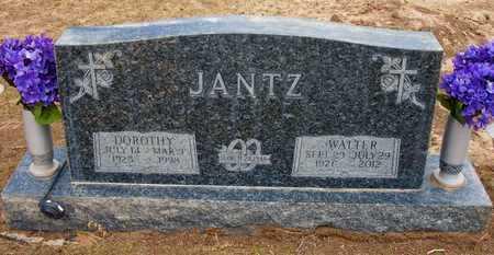 JANTZ, DOROTHY - Hamilton County, Kansas   DOROTHY JANTZ - Kansas Gravestone Photos