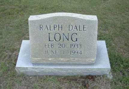 LONG, RALPH DALE - Hamilton County, Kansas | RALPH DALE LONG - Kansas Gravestone Photos